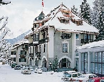 Hotel Villa Post, Vulpera-Schweiz: Top Swiss VillaHotels in Engadin