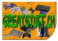 Greatstuff.ch: Videospiele aller Art. XBOX, PS2, NGC, GBA, DS, PSP, NINTENDO, RETRO Games, Import u.v
