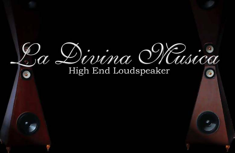 LA DIVINA MUSICA High-End Lautsprecherskulpturen