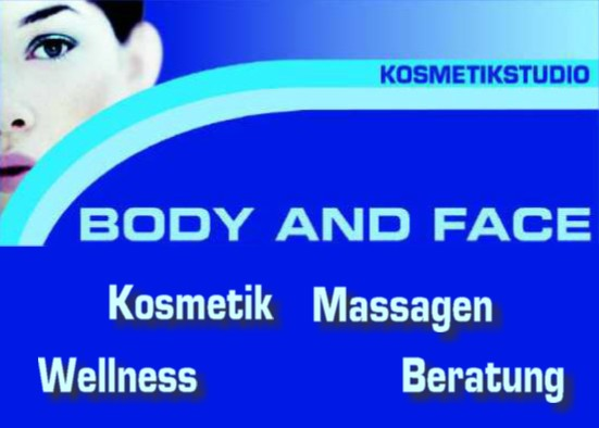 Kosmetikstudio BODY AND FACE Z�rich /