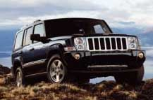 Jeep - Commander