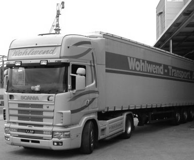 Wohlwend Transport AG (Nendeln) Transporte Umz�ge Spedition Schwertransporte Spezialtransporte