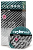 Ceylor Non Latex Original ultra thin (6er Pack)