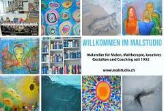 Kunsttherapie in Z�rich