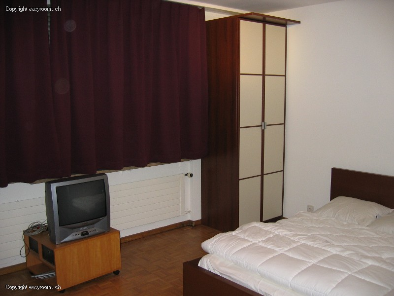 Basel M�blierte Wohnung, Rent a Room, furnished