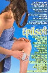 www.epilsoft.ch Haarentfernung ohne Creme oder Wachs, Epilation, Epilsoft, KIT FOR MEN