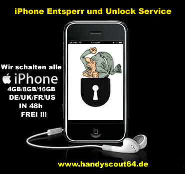 iPhone Unlock service
