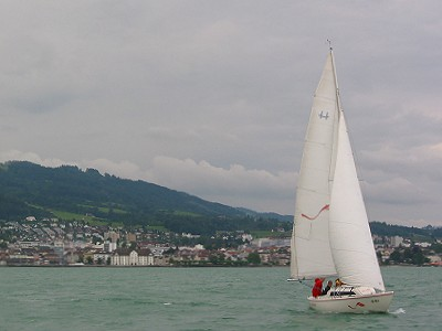 Delfino Segelschule Staad am Bodensee -
