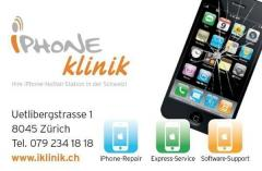 iPhone Reparatur / iPhone Glas Austausch