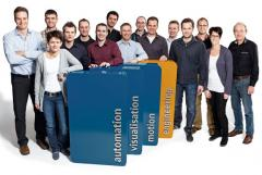 Teamwork, Kompetenz und Innovationskraft