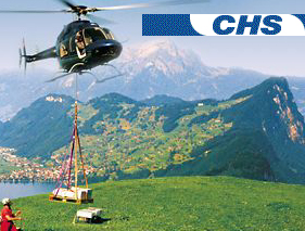 CHS Central Helicopter Services AG 6045 Meggen / Luzern, Switzerland