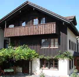 Bed& Breakfast im Z�rcher Oberland: 8489 Wildberg