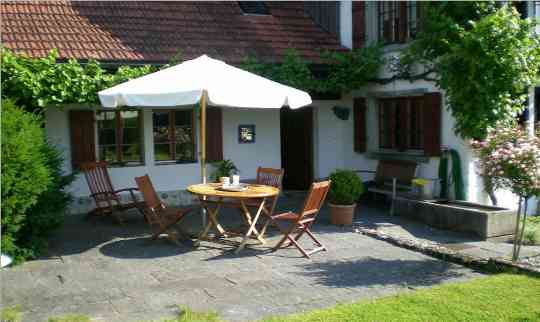 Bed and Breakfast im Z�rcher Oberland