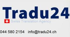 www.tradu24.ch Translation Agency in Switzerland