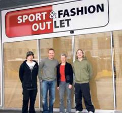 www.sportundfashion.ch: Sport & Fashion Outlet               8500 Frauenfeld
