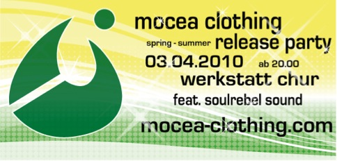 MOCEA - Collection 2010 Release Party Info
