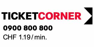 Ticketcorner.com: Online Tickets Bestellen Billette Billett-Service Ticket Ticketsystem Ticketservice
